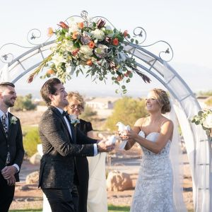 Las Vegas Wedding Minister - Current Wedding Trends