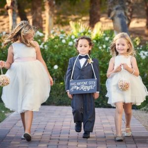 Las Vegas Wedding Minister - Children Will Be Children