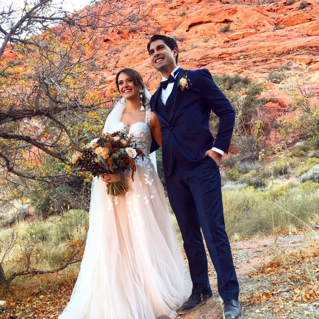 Las Vegas Wedding Officiant - Turkish Couple