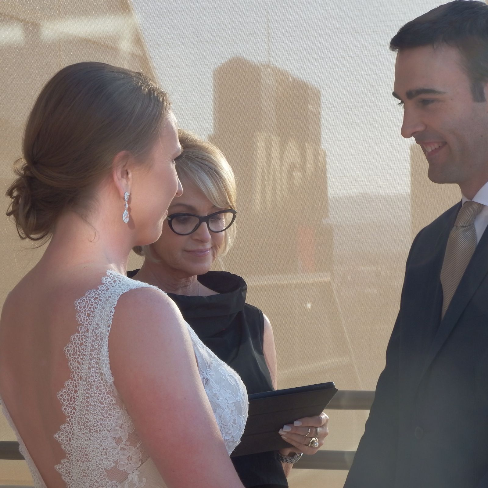 Las Vegas Wedding Officiant - Cameron