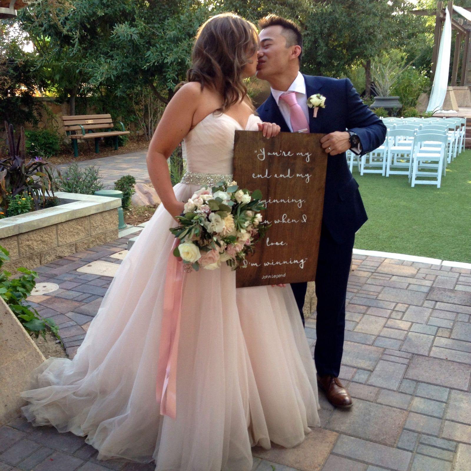 Las Vegas Wedding Officiant - Torres.Bridesmaids