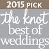 the knot best of wedding award 2015