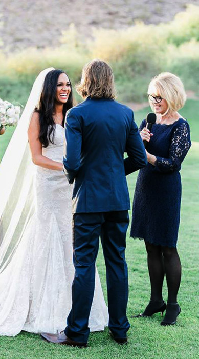 Vegas Wedding Officiant